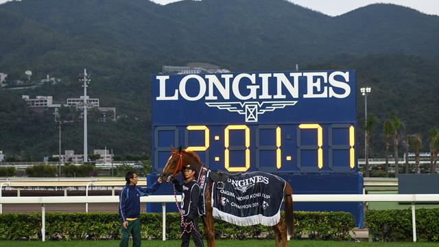 Hipódromo de Sha Tin (Hong Kong): Glorious Forever se impone en la Longines Hong Kong Cup