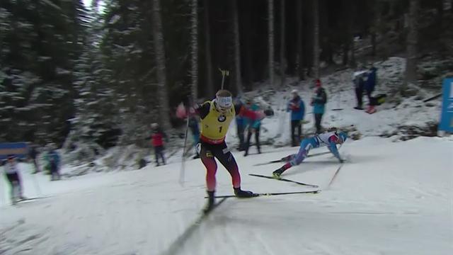 Разочарование дня: Логинов был в сотне метров от золота, но растянулся на трассе и отдал победу Бё