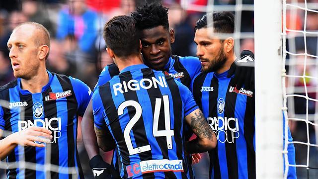 La legge dell'ex colpisce l'Udinese: l'Atalanta espugna la Dacia Arena con tripletta di Zapata