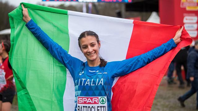 Nadia Battocletti centra il nuovo record italiano under 20 nei 3000 metri