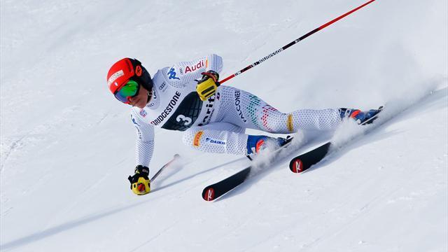 """Slalom parallelo, il rimpianto di Federica Brignone: """"Peccato, ci avevo creduto"""""""