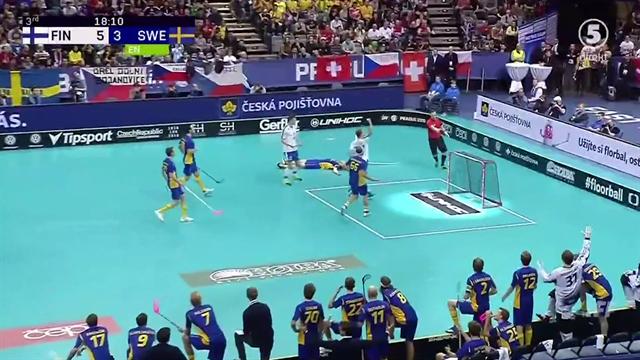 Höjdpunkter: Revanschen uteblev - Finland försvarade VM-guldet