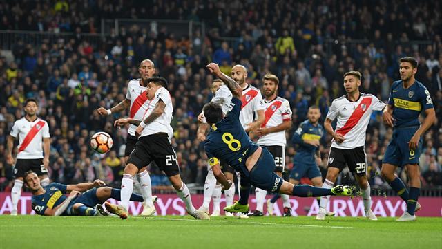 Superclásico: River Plate - Boca Juniors jetzt live im TV und im Livestream