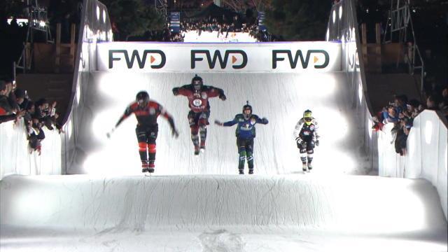 Sports extrêmes - La nouvelle saison de patinage de descente reprend au Japon