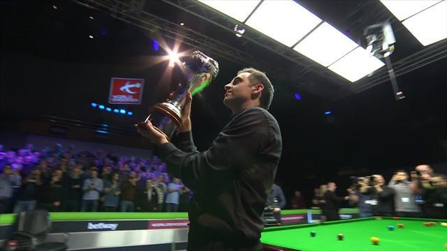 Fans begeistert! O'Sullivan triumphiert bei UK Championship