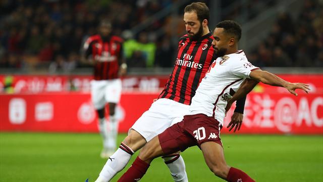 Gattuso promuove il Milan e Higuain: