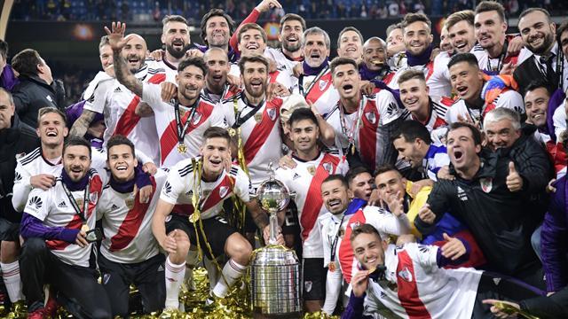 Boca Juniors to face River Plate in the Copa Libertadores semi-final