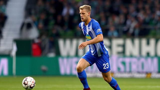 5 Transfergerüchte des Tages: Premier-League-Klubs jagen Hertha-Juwel