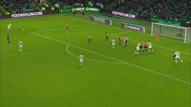 Écosse - Les buts de la 17e j.