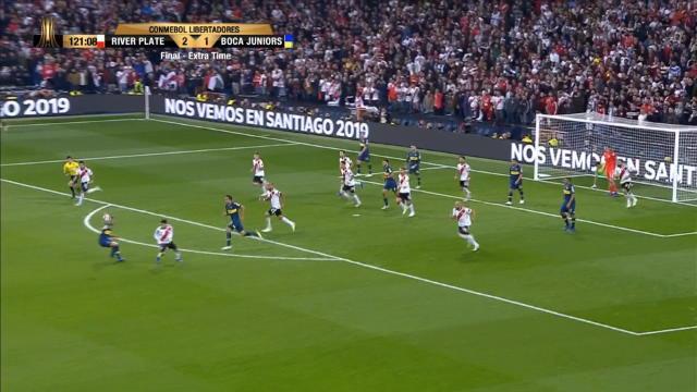 Libertadores - Martinez scelle le sacre de River Plate dans les dernière secondes