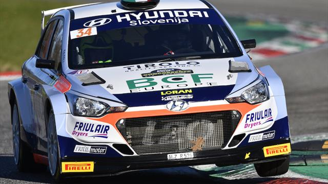 Rossi wins outright, former ERC champion Rossetti tops R5 class at Monza