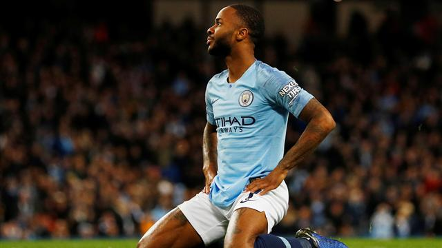 Sterling tells police Chelsea fan racially abused him - reports