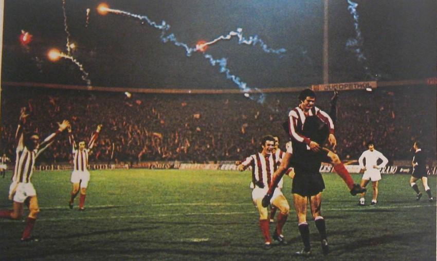 1975 : L'exploit de l'Etoile Rouge face au Real au Marakana.
