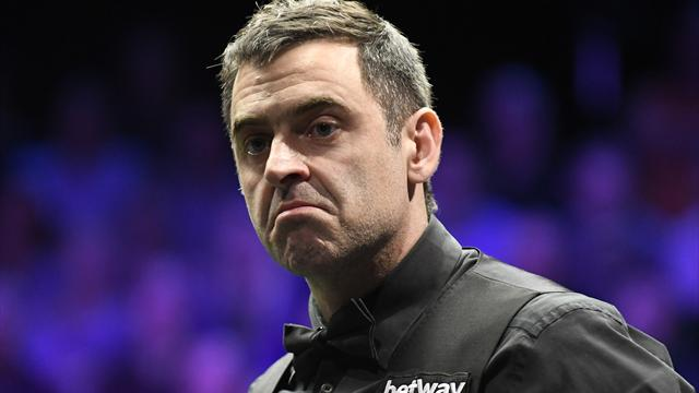 Vintage O'Sullivan eases through as Trump and Williams suffer shock exits