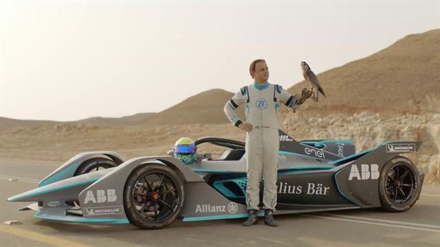 ¿Quién corre más: un Fórmula E o el animal más rápido de la Tierra?