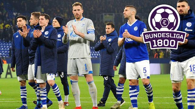 Bundesliga 1800 #62 | Für 'nen Zehner: So billig ist Schalkes Weg aus der Krise