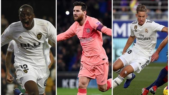 Los apuntes de la jornada 15: De la reivindicación de Messi a la revelación Marcos Llorente