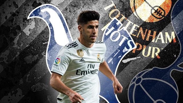 Euro Papers: Tottenham target Real Madrid star Asensio