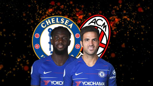 Transfer Focus: Bakayoko holds key to Fabregas' Milan switch