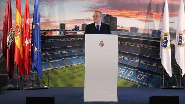 """Florentino Pérez: """"Modric representa el talento y los valores del Madrid"""""""