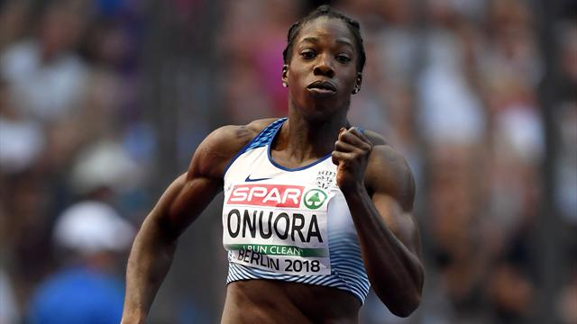 Onuora retires from athletics after 18-year career