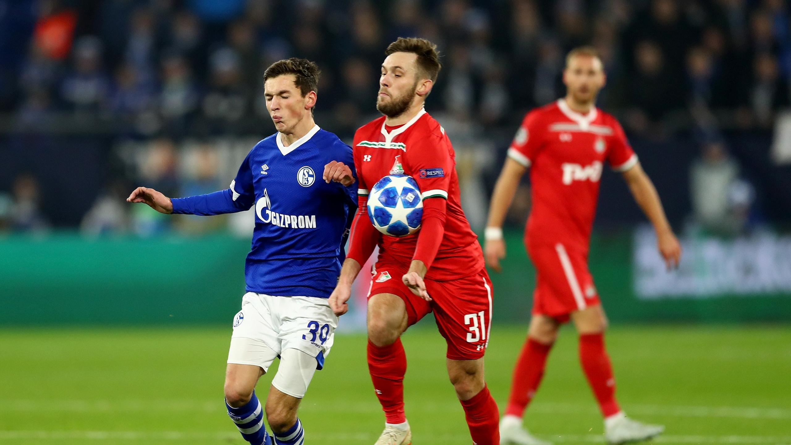 Schalke Moskau Tv