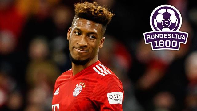 So kann der FC Bayern Coman unterstützen