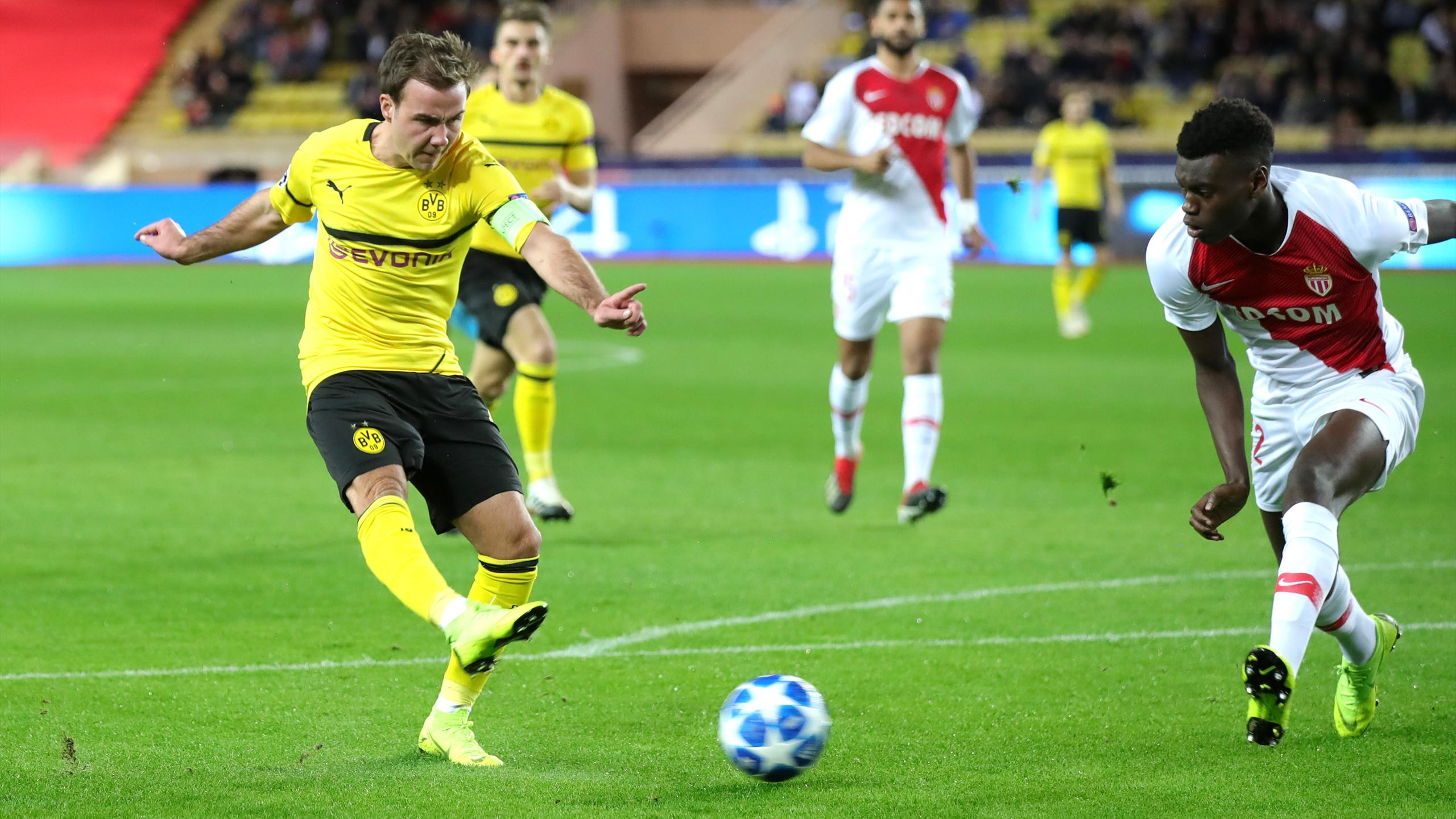 Dortmund Monaco Spiel