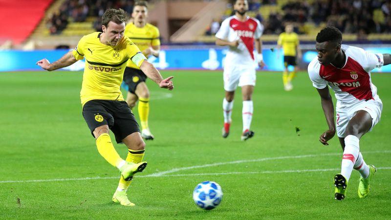 Champions League: AS Monaco - Borussia Dortmund