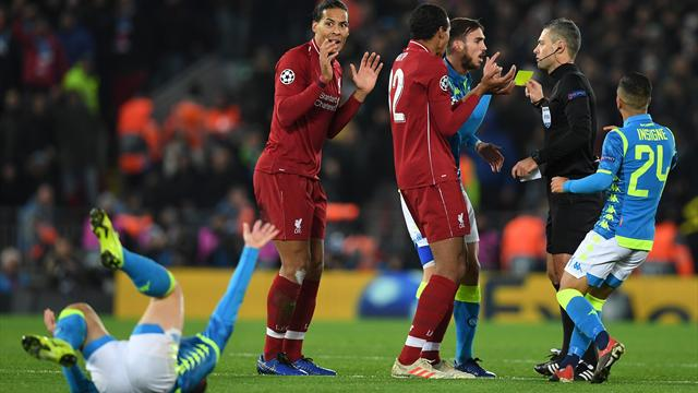 """Derrien : """"Si les arbitres français laissaient jouer comme en Angleterre, ça dégénérerait"""""""