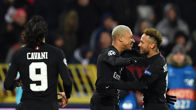 Les notes du PSG : Neymar et Mbappé leur ont tout fait