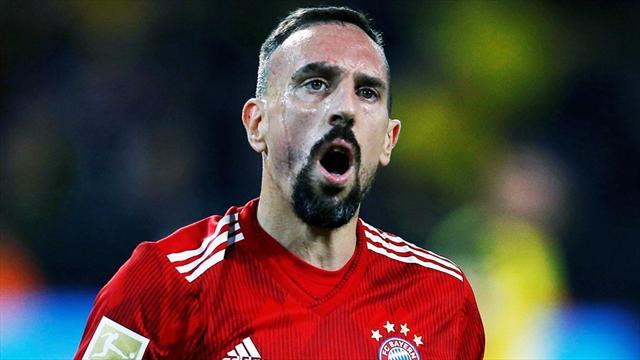 Hass per Social Media! Bayern-Star Ribéry rastet völlig aus