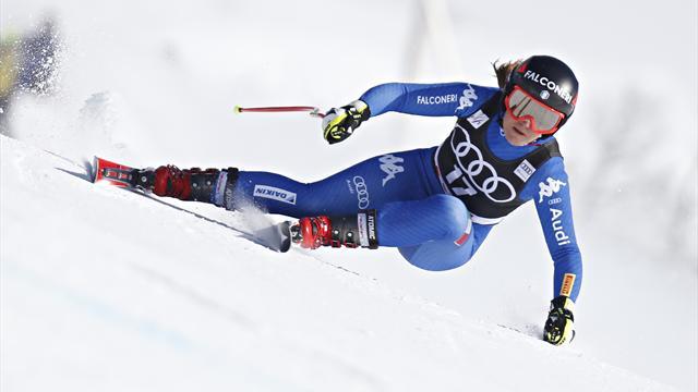 Sci alpino, sette azzurre per Cortina d'Ampezzo: non c'è Goggia, possibile rientro a Garmisch