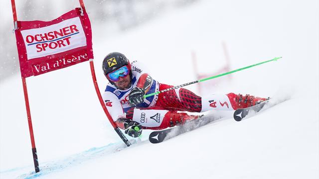 Saalbach reprendra le géant de Sölden et le slalom de Val d'Isère