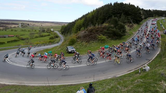 Yorkshire face wait to host Vuelta opening
