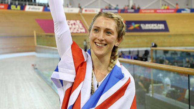Laura Kenny confirmed for Six Day event in Manchester