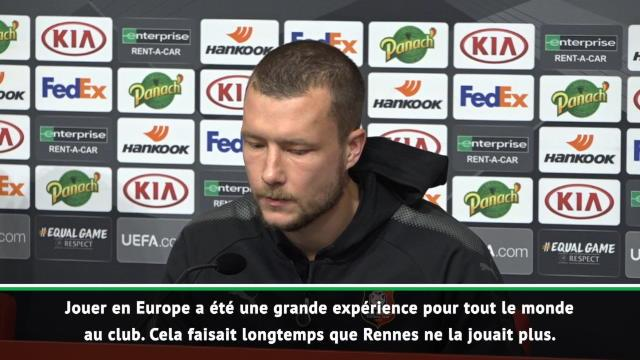 Rennes - Johansson : ''La pression sera sur Astana''