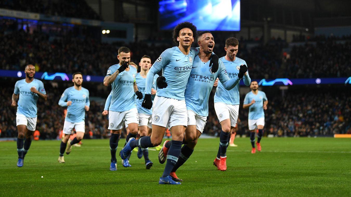 Manchester City bat Hoffenheim (2-1) et termine en tête du groupe F