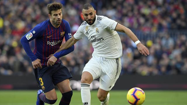 El Clásico de Liga en el Bernabéu ya tiene fecha y hora