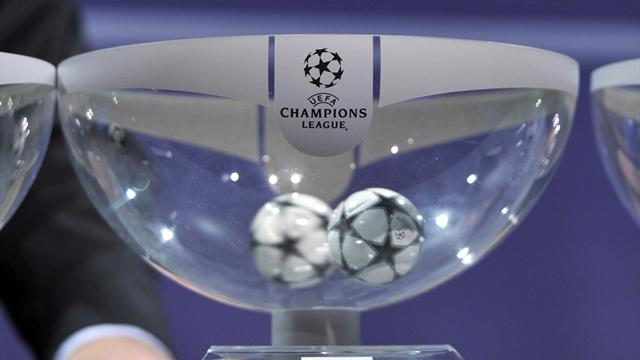 Sorteo de octavos de Champions: Real Madrid, Barça y Atlético buscan rival en Eurosport (12:00)
