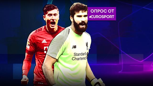 Выбери лучшего игрока группового этапа Лиги чемпионов