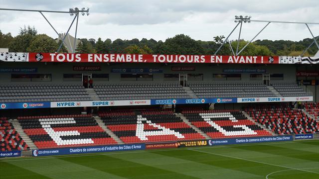 Guingamp - Rennes également reporté