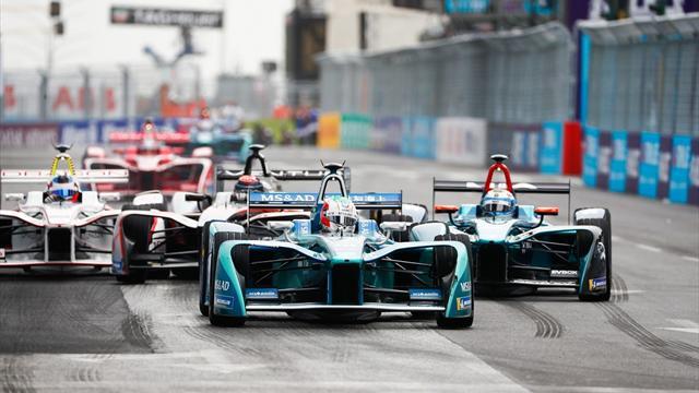 Arranca la nueva temporada de fórmula E, en directo, en Eurosport