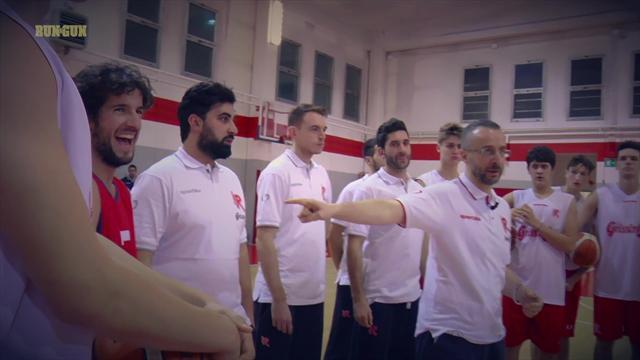 Run'n'Gun visit... Grissin Bon Reggio Emilia, uno dei migliori vivai italiani