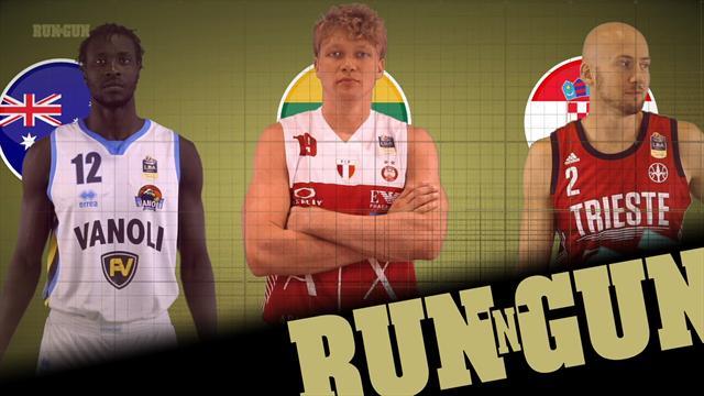 Run'n'Gun: Più italiani o tanti stranieri? Il grande dilemma del basket moderno