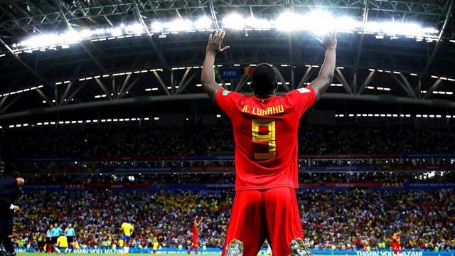 """Pour Lukaku, la France ne """"méritait pas"""" d'aller en finale"""