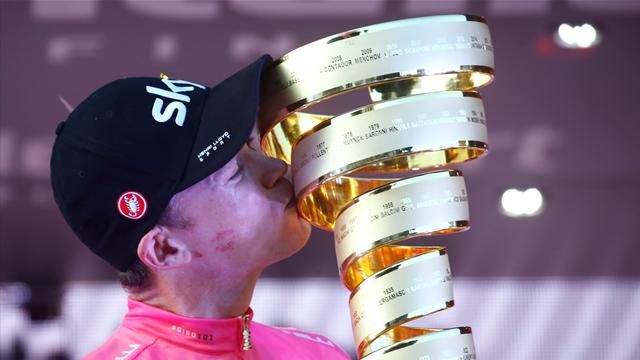 Froome will not defend Giro title as he targets Tour