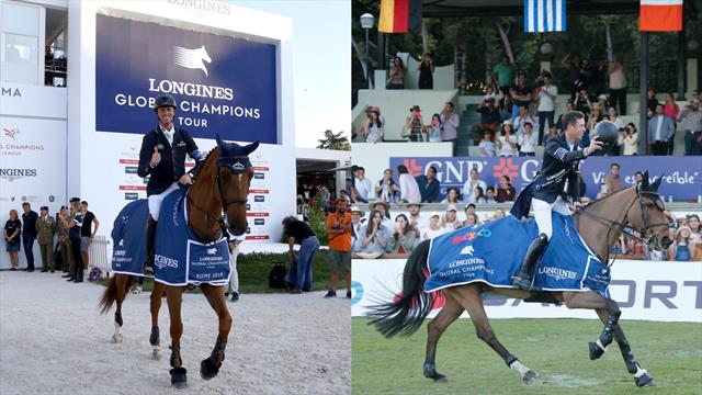 Brits Maher, Brash among Longines Global Champions Tour Super Grand Prix contenders this weekend