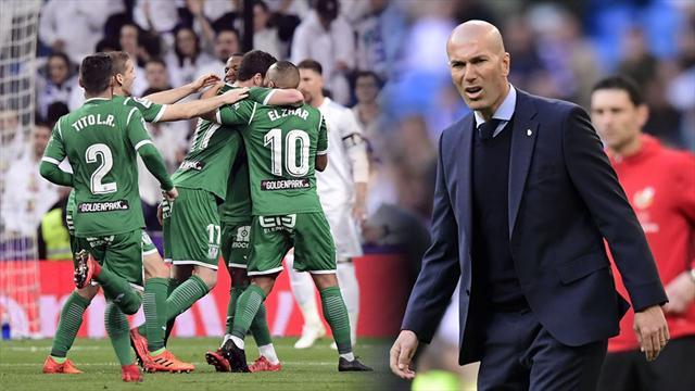 Sorteo de Copa: El equipo que hizo a Zidane pensar en irse vuelve a cruzarse con un Madrid en crisis