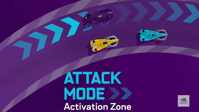 Explaining Formula E's Attack Mode